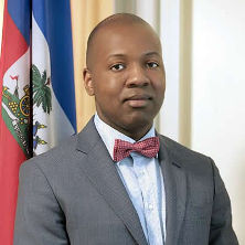 Picture of Haiti ambassador Paul G. Altidor
