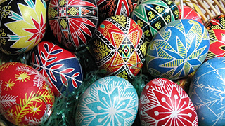 Come join the Slavic Club for Easter egg decorating x320