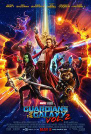 Guardians of the Galaxy Vol.2. movie