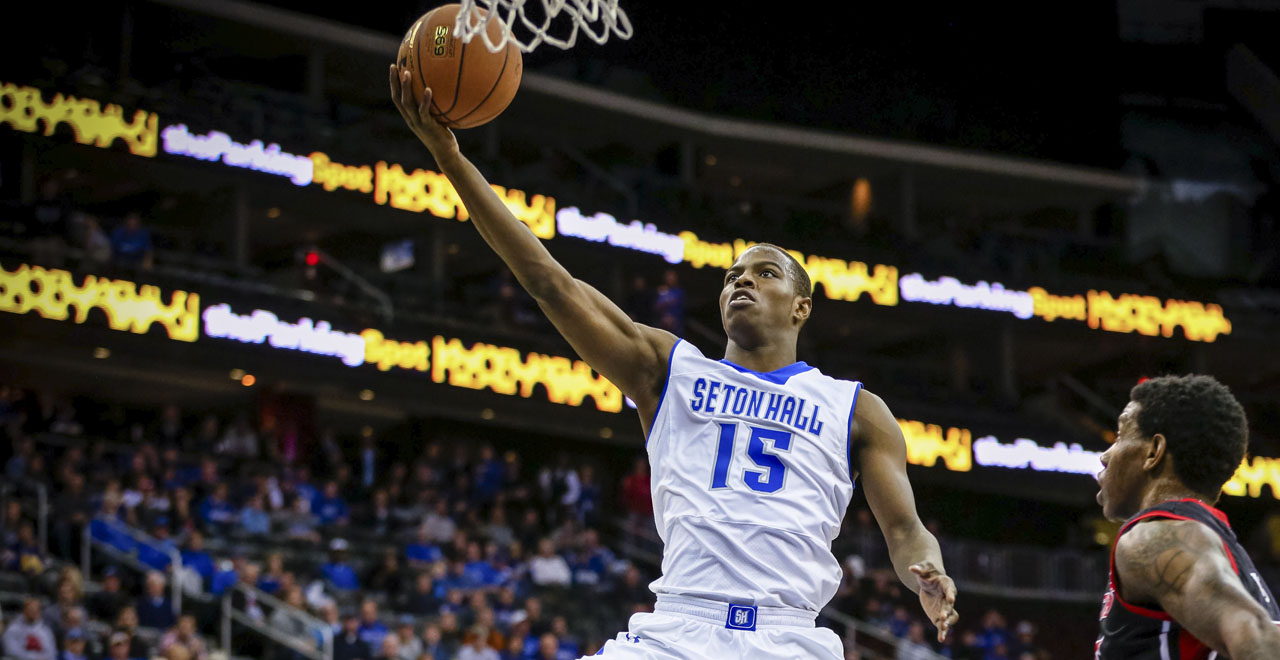 Seton Hall Battles Rutgers in Annual Tip-Off Classic