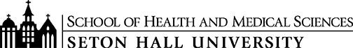 Department of Interprofessional Health Sciences and Health Administration Logo