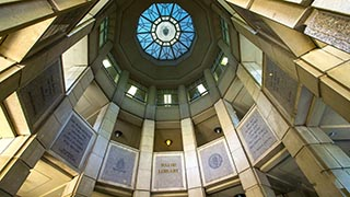 University Library Rotunda