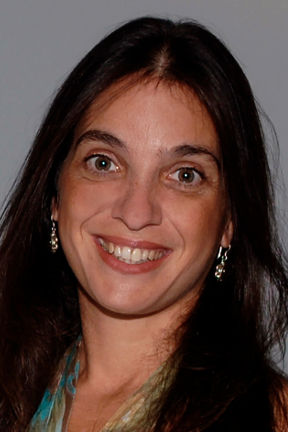 Headshot of Lina Slim-Topdjian, PhD, BCBA-D, CCC-SLP,