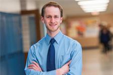 Critical In-Class Experience Gave Young Teacher an Edge