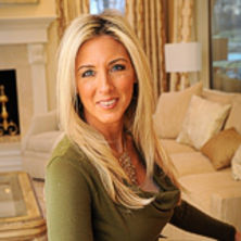 Kristy Gillio Fall is a former Investment Banker and currently co-founder/lead designer of K&M Interior Designs