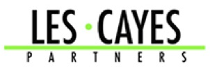 Logo for Les Caynes Partners.