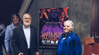 Luna Kaufman and Friends, at Sister Rose's Passion Screening