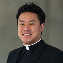 Rev. Hong-Ray Cho, S.T.L., Ph.D..