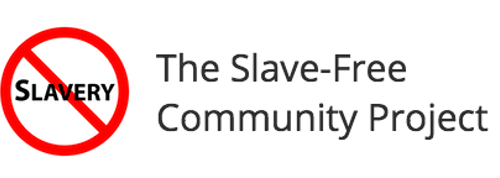 Logo for the Slave-Free Community Project.