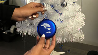 Design the Christmas Ornaments