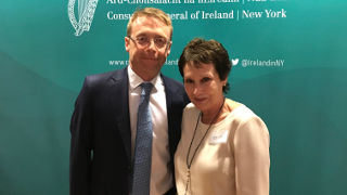 Picture of Deirde Yates and Ciaran Madden