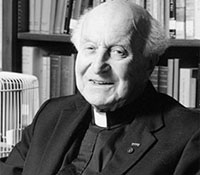 Msgr. John M. Oesterricher, February 2, 1904 - April 18, 1993