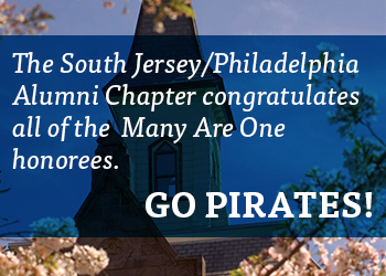 South Jersey/Philadelphia Alumni Congratulates The Honorees