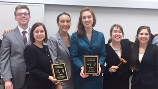 Brownson Speech and Debaters from