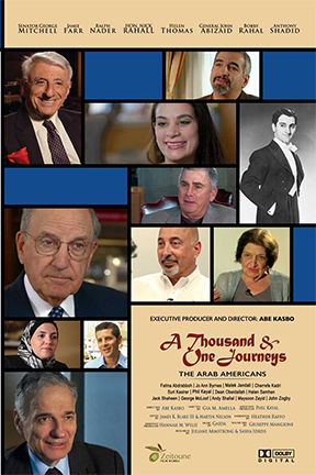 A Thousand and One Journeys: The Arab Americans'
