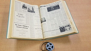 Archival issues of the Catholic Advocate during Vatican II were recently digitized for online use worldwide.