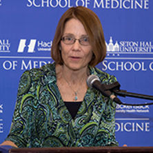 New Dean for School of Health and Medical Sciences, Dr. Bonita Stanton