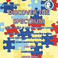 Discover the Spectrum