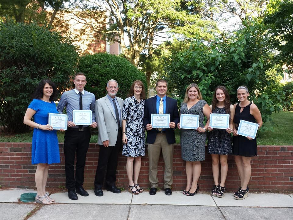 Distinguished Student Teachers & Cooperating Teachers