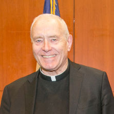 Photo of Father Ian Boyd