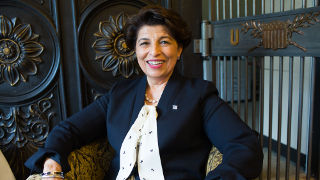 United States Treasurer, Jovita Carranza