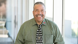 Anthony Lee '71, M.A. '73, M.L.S., M.A. '80