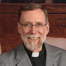 Headshot of Rev. Peter Pettit