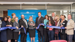 Small Business Development Center Office, Ribbon Cutting Ceremony