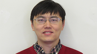 Professor Zhang Wang of SUNY Albany