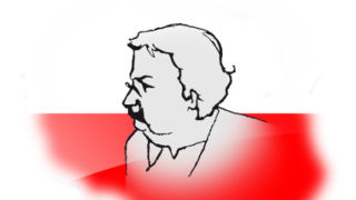 A sketch of G.K. Chesterton