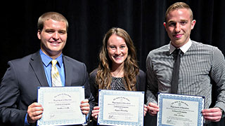 CEHS Students Win NJ Distinguished Student Teacher Awards