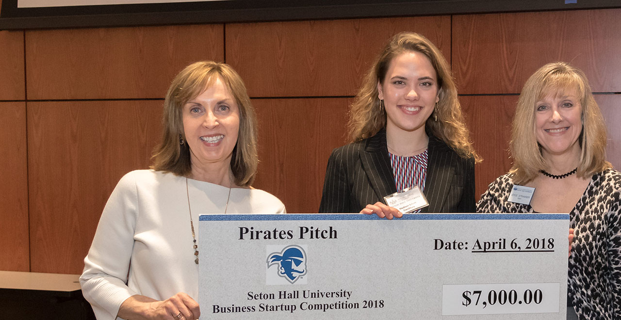 Stillman's Pirates Pitch 2018 Winner