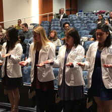 Nursing, White Coat Ceremony