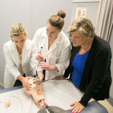 graduate nursing program student practices