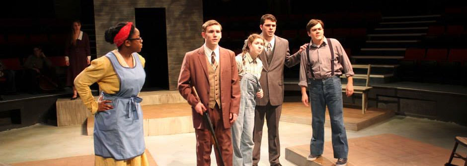 Theatre - To kill a mockingbird