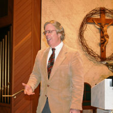 "Robert Enright, Ph.D. will lead an inspiring retreat next month titled ""Forgiveness and the Journey of Healing."""