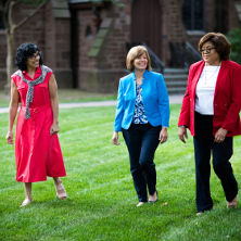 Wives of Deacons, at Seton Hall